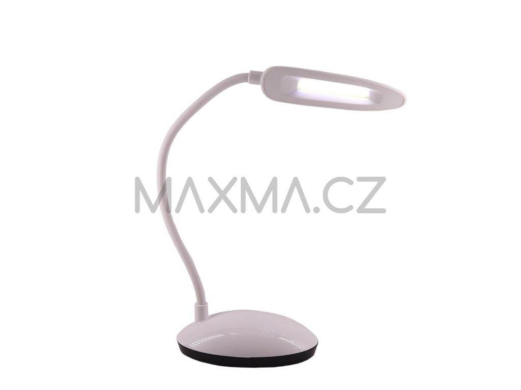 LED lampa na stůl (6506) - bíla