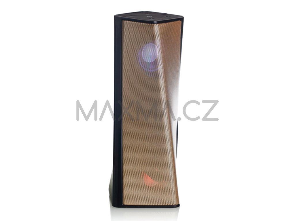 Bluetooth reproduktor (CC08) - zlatý