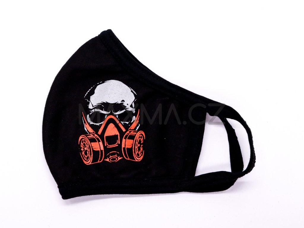 Bavlněná rouška Maska