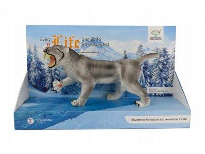Animal Kingdom figurka zvířete  Tygr šavlozubý