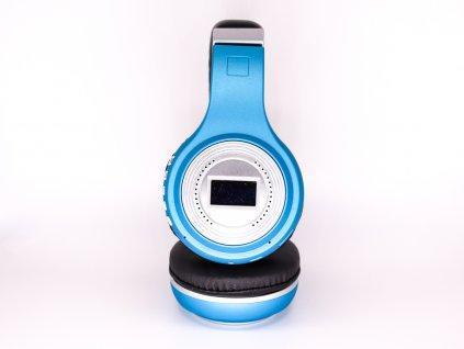 Bezdrátová sluchátka (471) - modrá