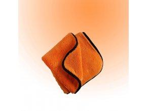Z56S Mikrovlákno super soft oranžové 45x40cm