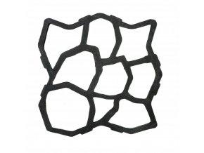 Forma na beton Classic 34324 - 58x58x5cm pro vytvoření vlastního chodníku