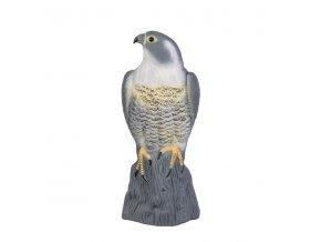 Plašič ptáků sokol stojící Bradas BR103