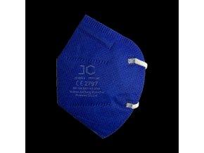 modry respirator jc1001m ffp2 en149 1 ks baleni 10ks 15662466