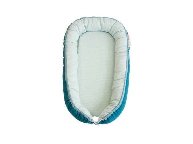Útulné hnízdo Balloon - modré