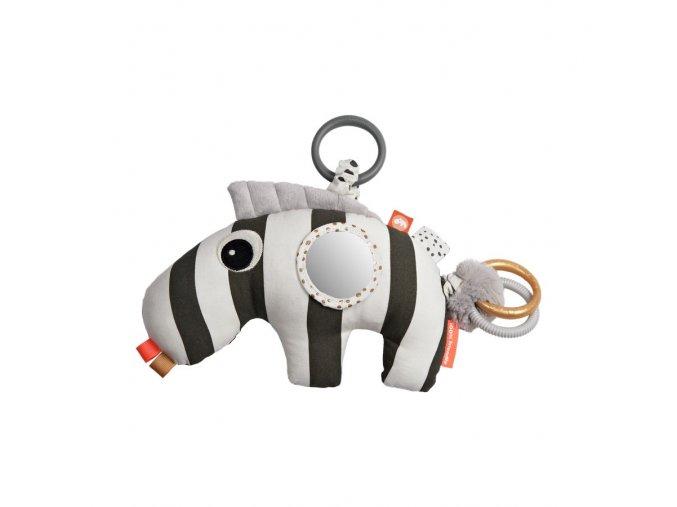 Aktivní hračka Zebee - černá