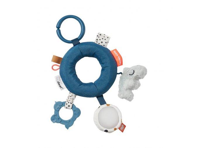 Aktivní kroužek - modrý