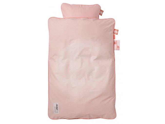 Povlečení Candyfloss (baby) - růžové