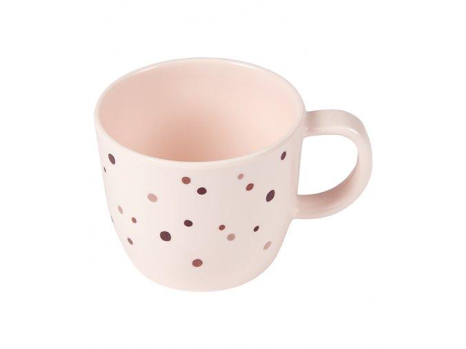 Hrníček Dreamy Dots - růžový
