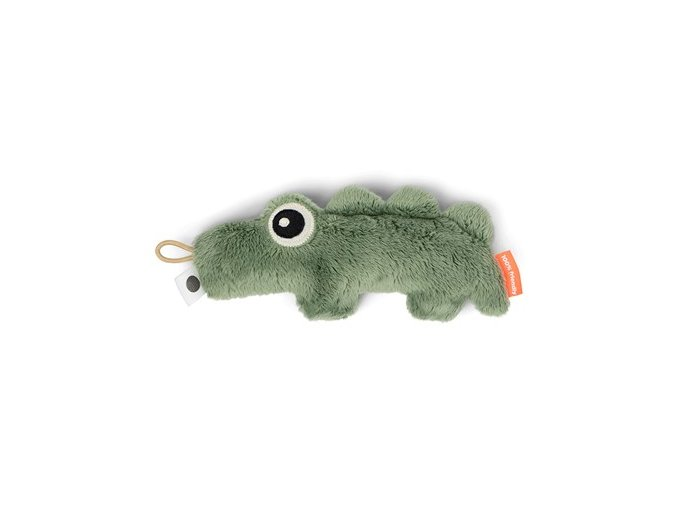 Tiny chrastítko Croco - zelené