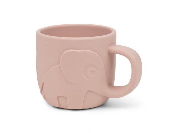 Peekaboo hrneček Elphee - růžový