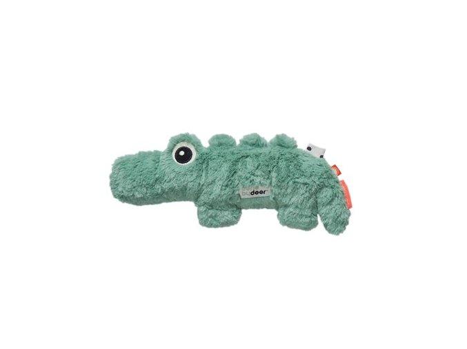 Mazlivá hračka Croco malá, zelená
