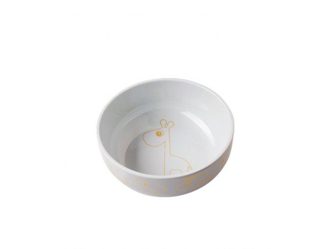 Mistička Contour Yummy - šedá/zlatá