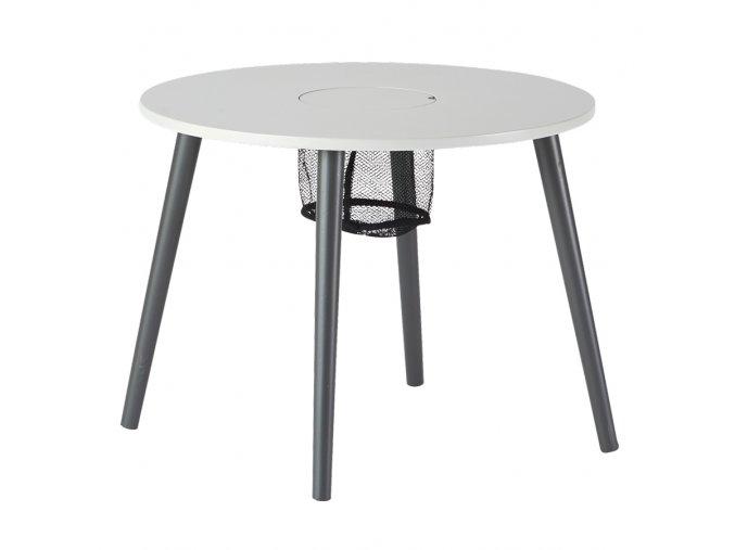 Dětský stůl - šedý
