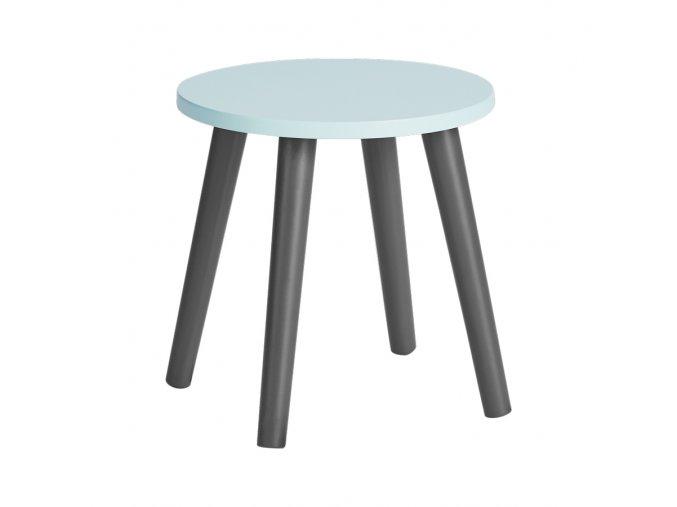 Dětská stolička - modrá