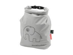 Rolovací taška Elphee - šedá