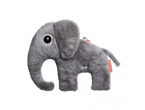 Mazlivá hračka Elphee velká - šedá