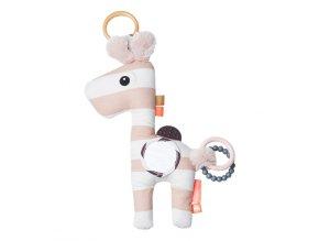 Aktivní hračka Raffi - růžová