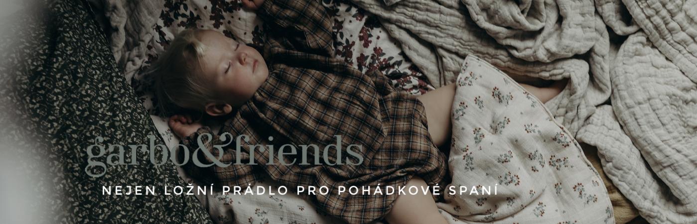 Garbo&Friends ložní prádlo
