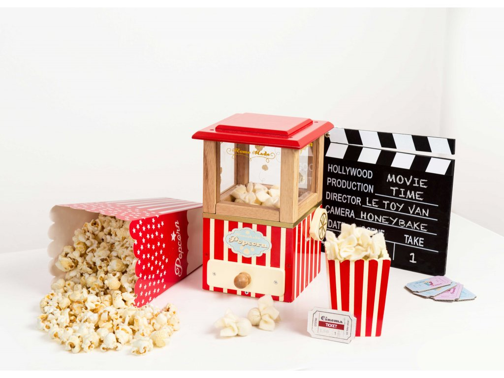 TV318 Popcorn Machine Product Lifestyle