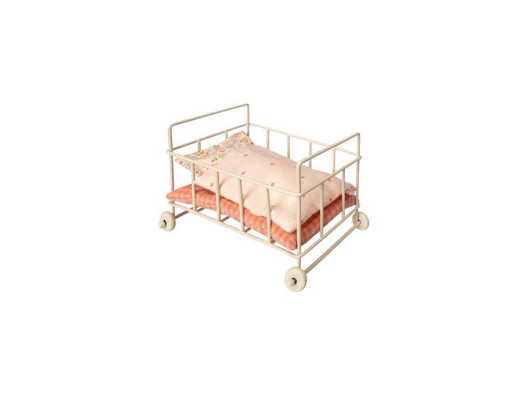 metal baby cot