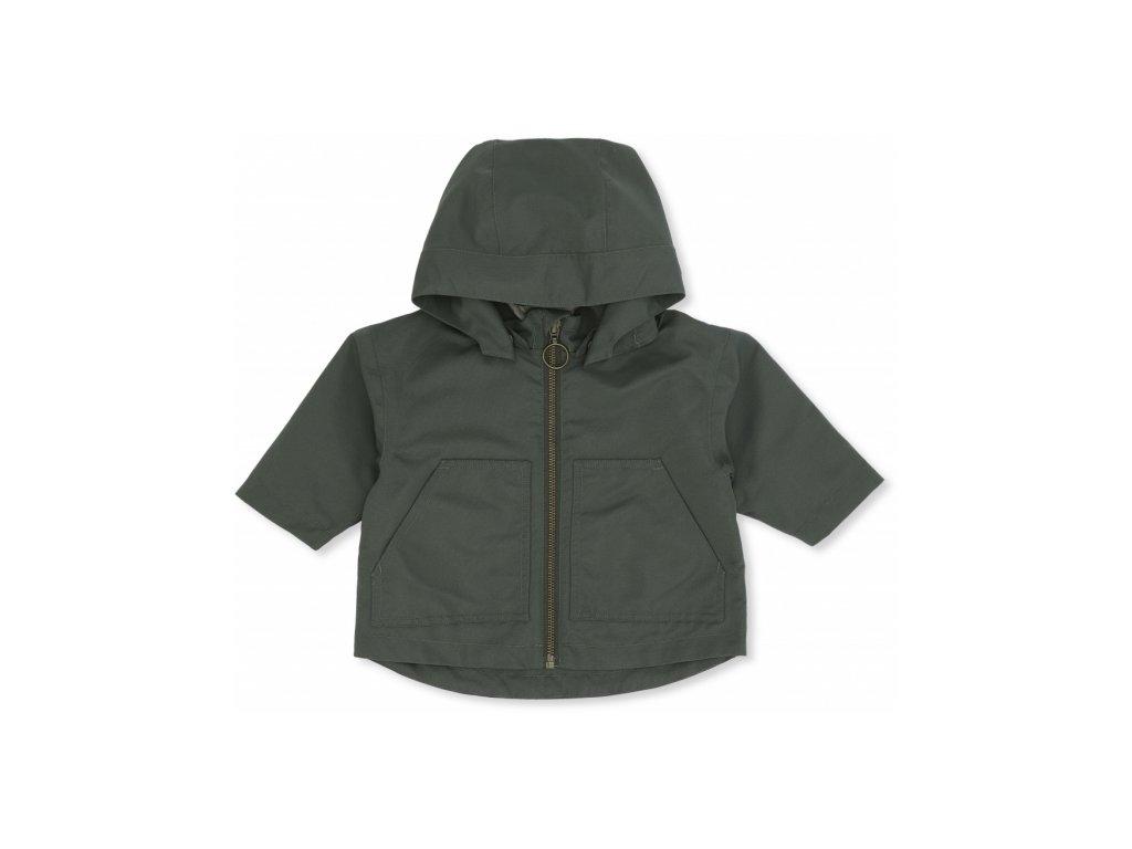Konges Sløjd Nepromokavá bunda - černá