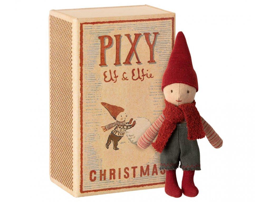 pixie boy