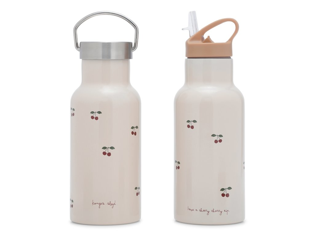 KS1647 THERMO BOTTLE CHERRY Extra 1