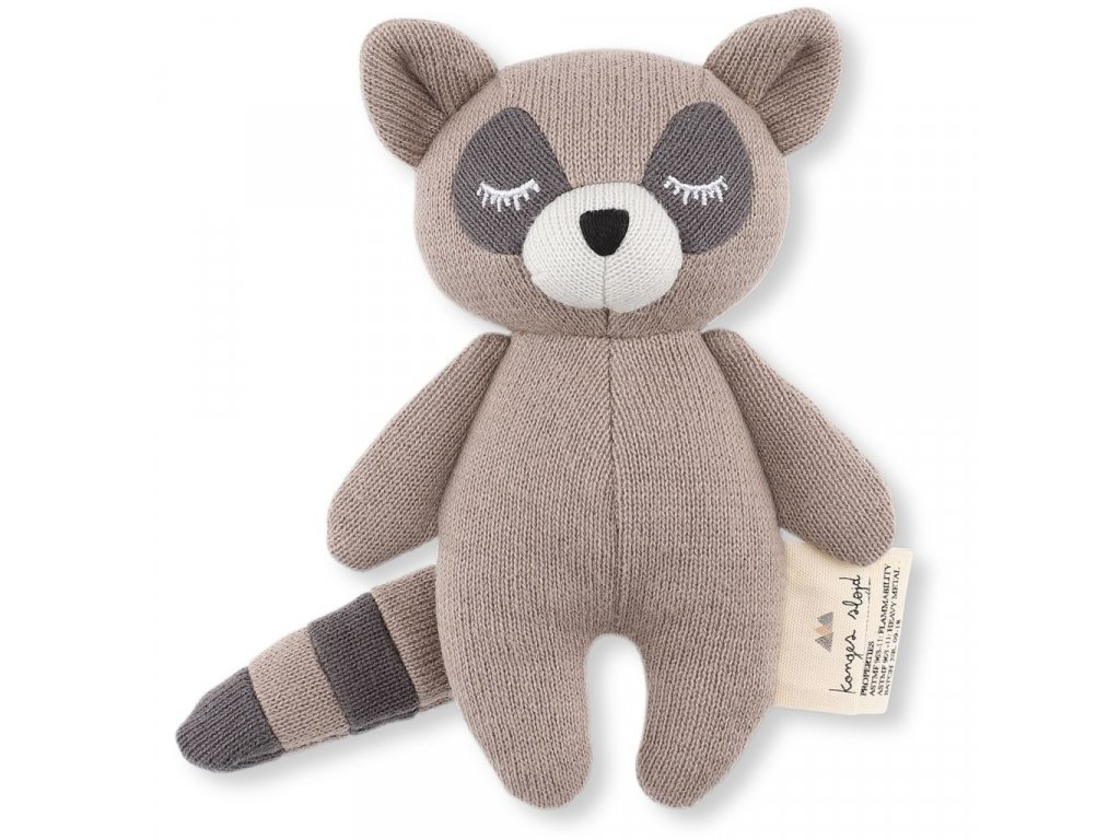 KS1180 MINI RACOON BROWN Extra 0