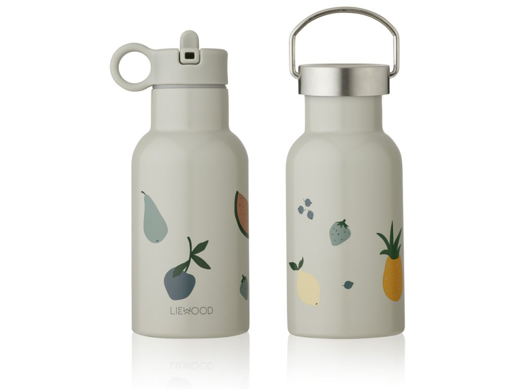 LW13072 Anker water bottle 9524 Fruit dove blue Extra 0
