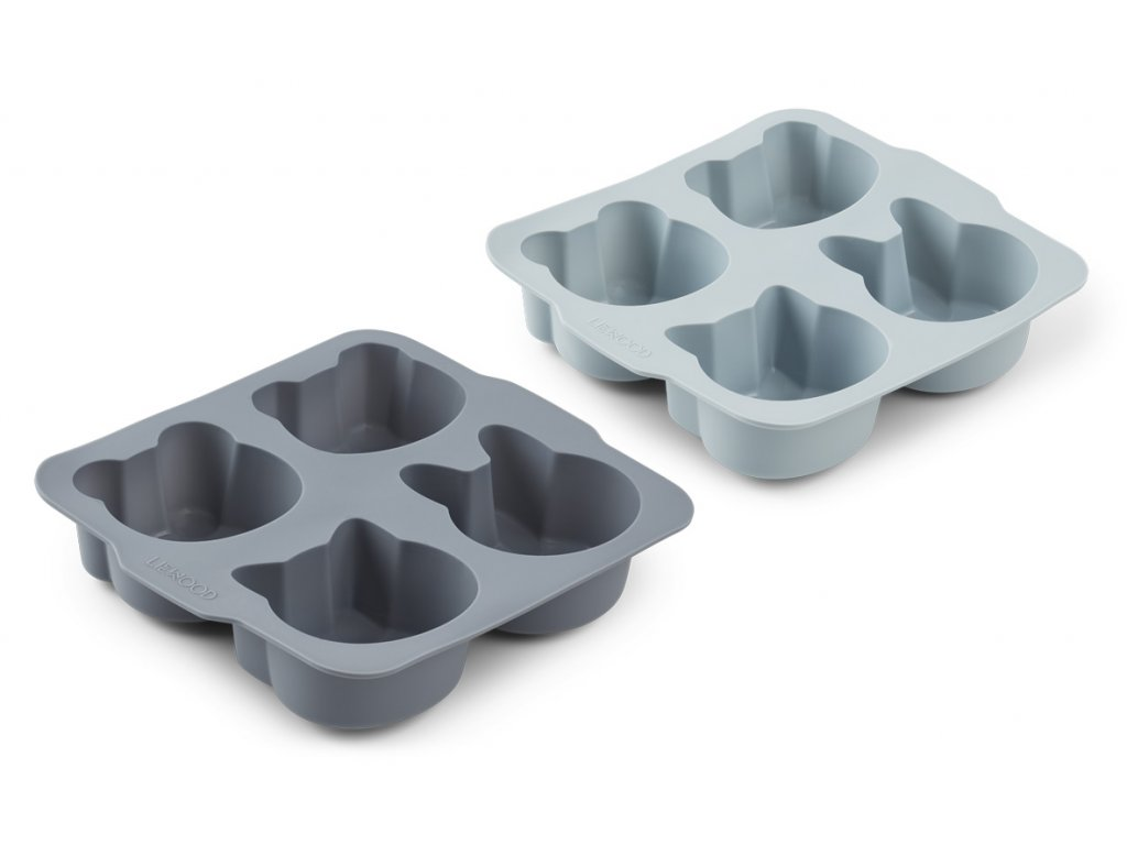 LW13001 Mariam cake pan 2 pack 9298 Blue mix Extra 0