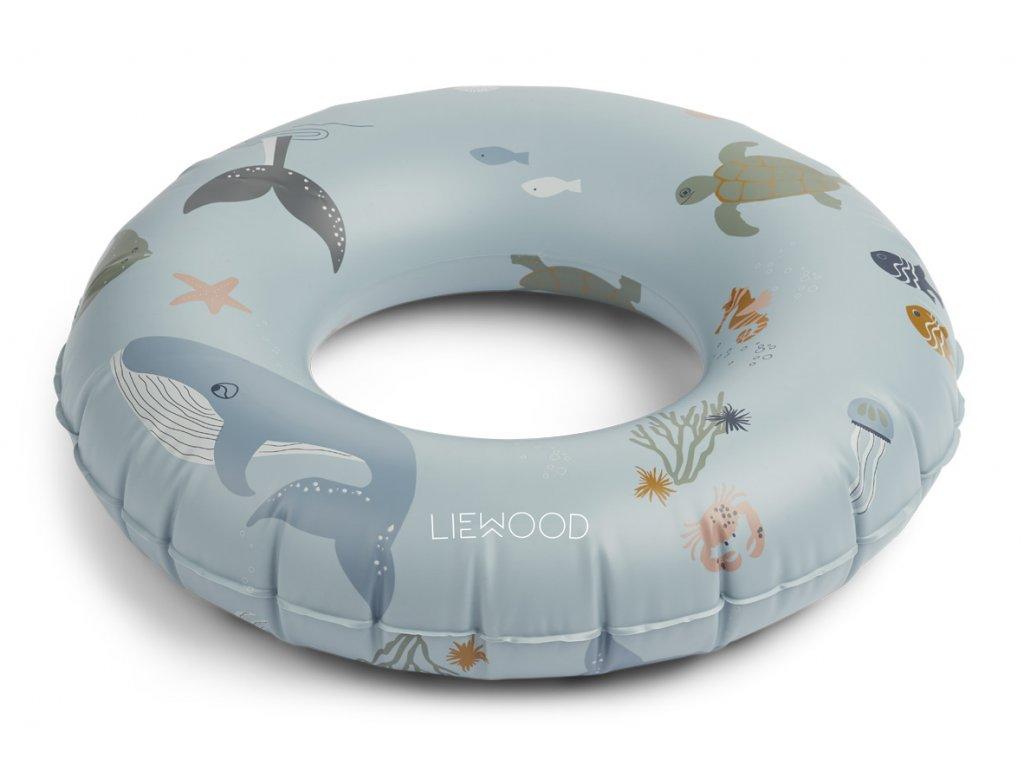 LW12908 Baloo swim ring 6910 Sea creature mix Extra 0