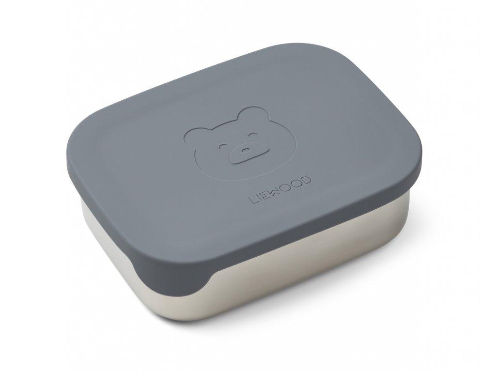 LW12981 Arthur lunchbox 0121 Mr bear blue wave Extra 0