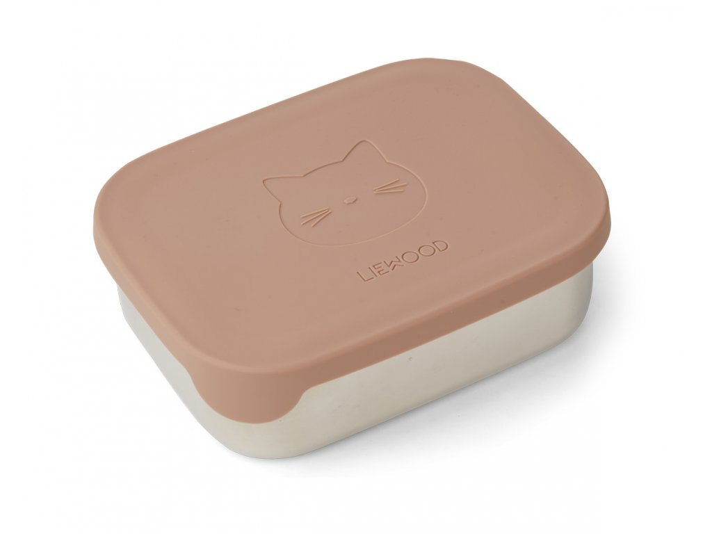 LW12981 Arthur lunchbox 2252 Cat dark rose Extra 0