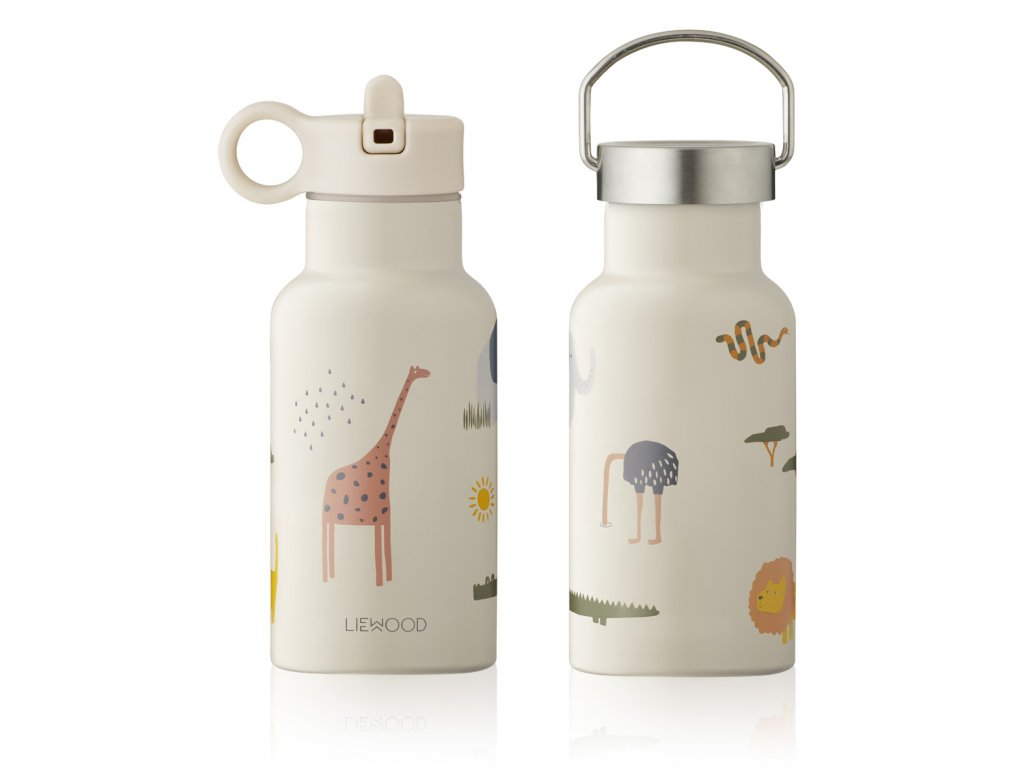 LW13072 Anker water bottle 1111 Safari sandy mix Extra 0