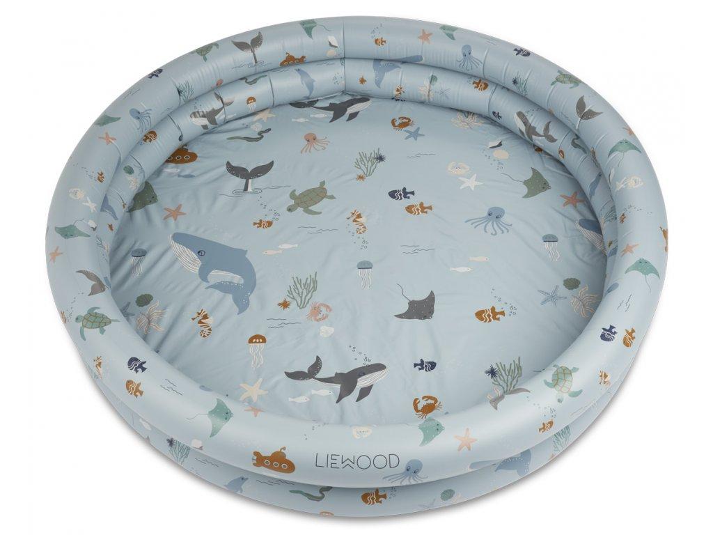 LW14165 Savannah pool 6910 Sea creature mix Extra 0