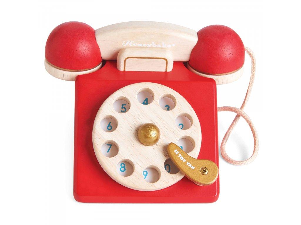 TV323 Vintage Phone 1
