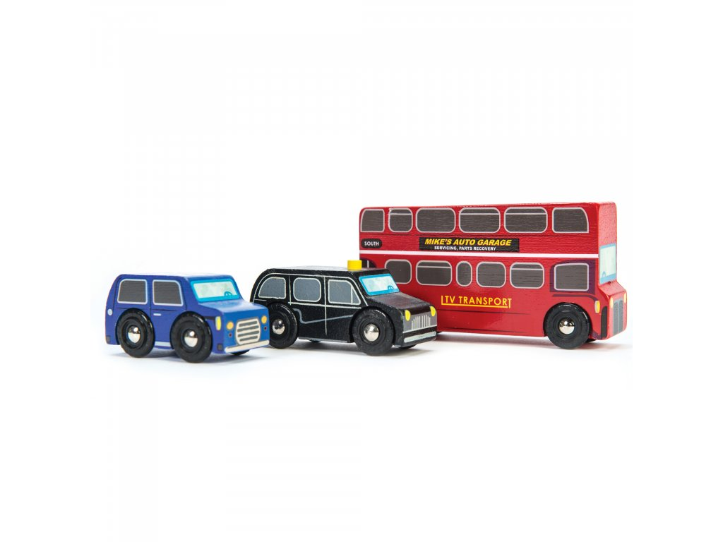 TV462 Little London Vehicle Set