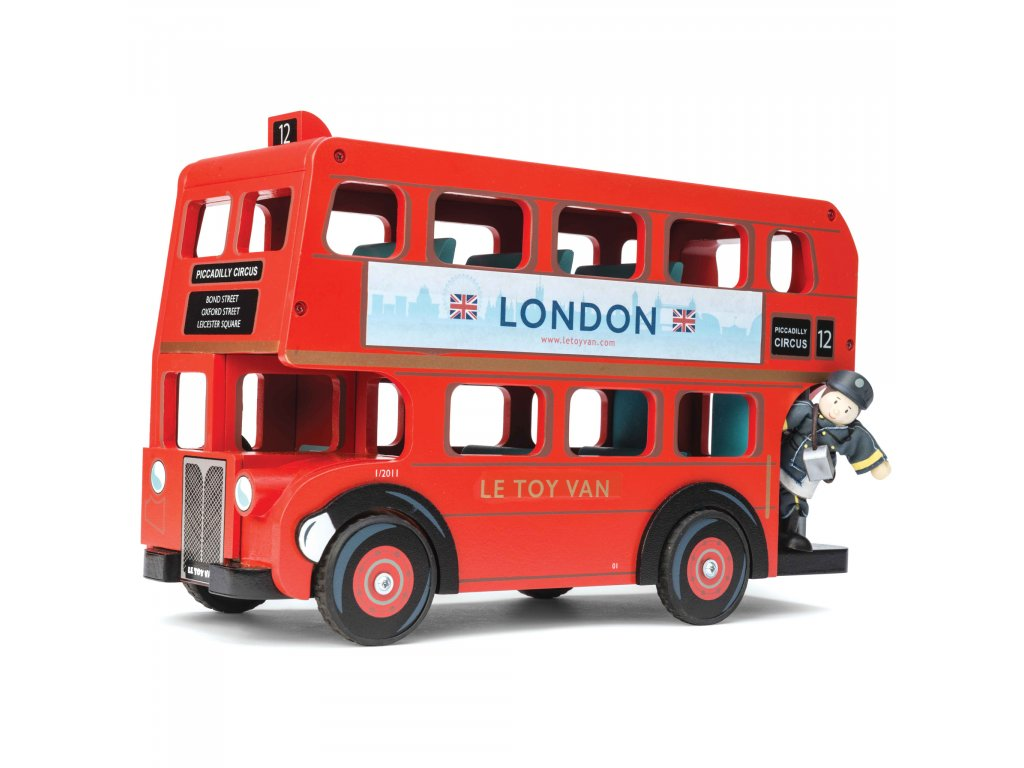 TV469 London Bus (2)