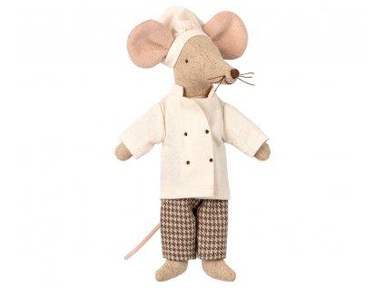 Maileg Myšák šéfkuchař