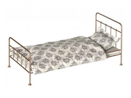 bed gold medium