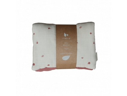 Doll Bedding Pram Wild Berry (primary)