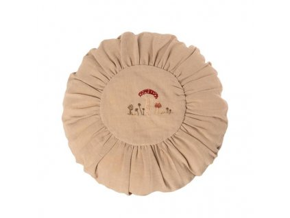 Maileg Cushion Round Large Sand Mushrooms Kussen Rond Groot Zand Paddestoel Elenfhant 600PX 1024x1024@2x