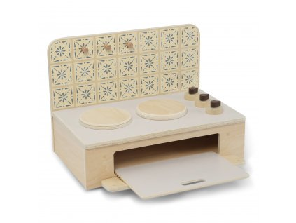 KS1845 WOODEN TABLE KITCHEN MULTI Main