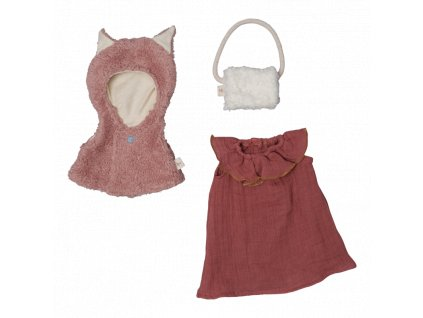 Doll Clothes set Fox cape (primary)