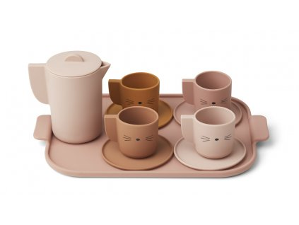 LW12828 Ophelia tea set 2255 Rose multi mix Main