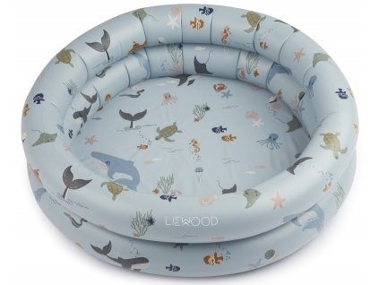 LW14172 Leonore pool 6910 Sea creature mix Extra 0