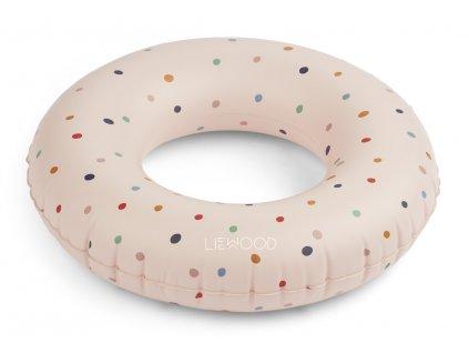 LW12908 Baloo swim ring 2052 Confetti mix Extra 0