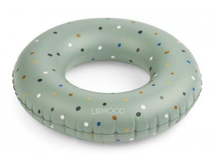 LW12908 Baloo swim ring 7389 Confetti peppermint mix Extra 0
